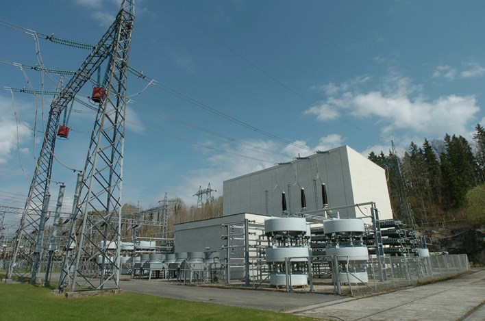 Picture of a substation